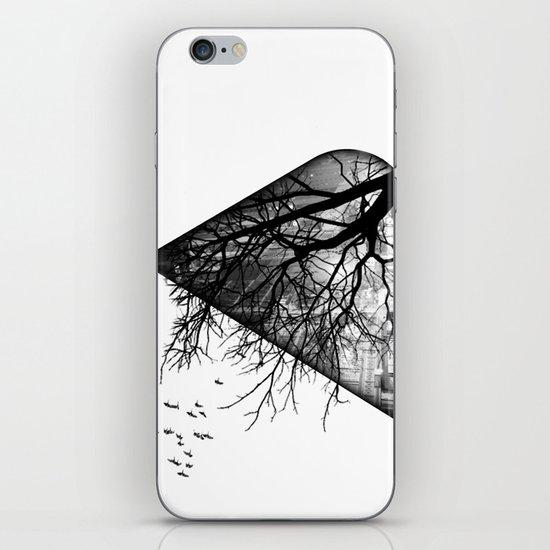 dogwood iPhone & iPod Skin