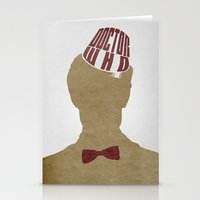 Doctor Who - the 11th Doctor Stationery Cards