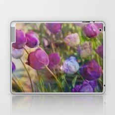 Lavender Flora  Laptop & iPad Skin