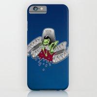 Pretty girls make graves iPhone 6 Slim Case