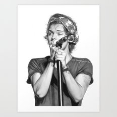 Harry Styles - 02  Art Print