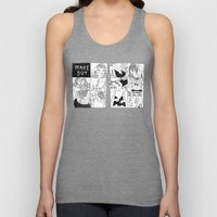 Make Out Unisex Tank Top