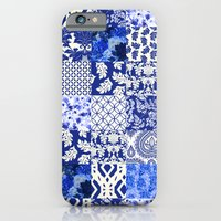iPhone & iPod Case featuring Blue Is Just A Mood by Aimee St Hill