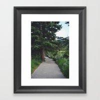 Banff Framed Art Print