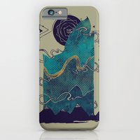 Northern Nightsky iPhone 6 Slim Case