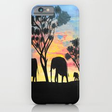 Sunset Travelers  iPhone 6s Slim Case