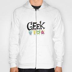Geek Monsters Hoody