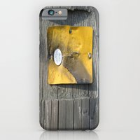 iPhone & iPod Case featuring Gold Plate  by Ethna Gillespie
