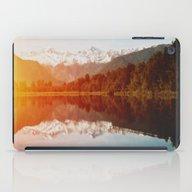 Lake Matheson iPad Case