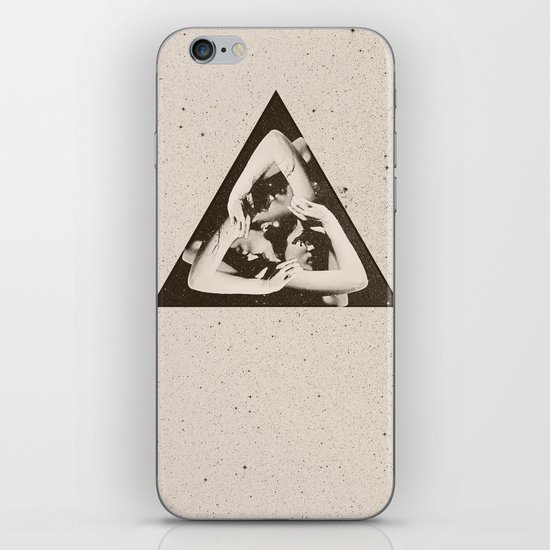 TRIANGLE iPhone & iPod Skin