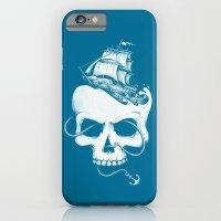 Sailing the Dead Sea iPhone 6 Slim Case