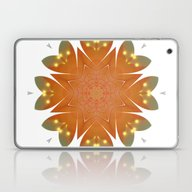Mandala Spotlight Laptop & iPad Skin