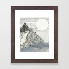 Joga  Framed Art Print