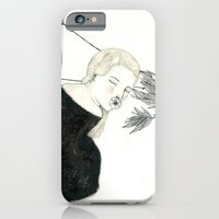 iPhone & iPod Case featuring cherry by Daniela Tieni