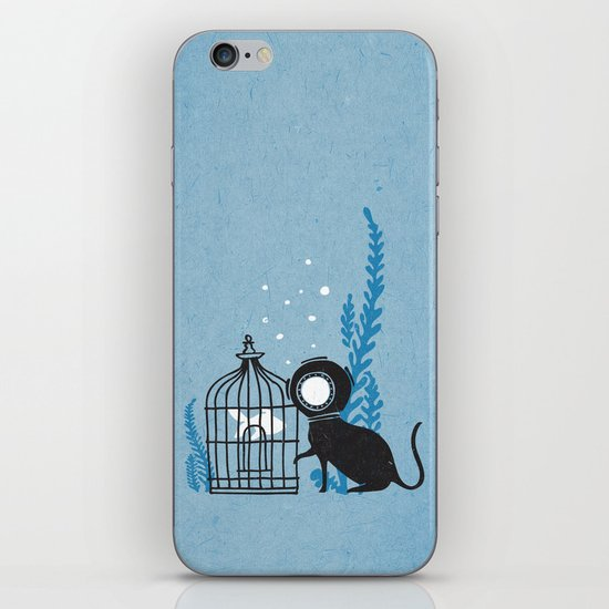 We can be friends iPhone & iPod Skin