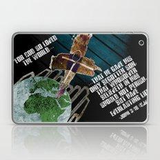 John 3:16 Laptop & iPad Skin