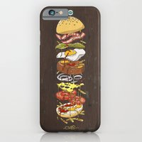 Burger iPhone 6 Slim Case