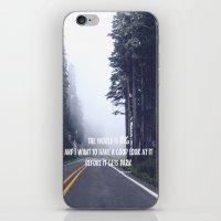 The World Is Big iPhone & iPod Skin