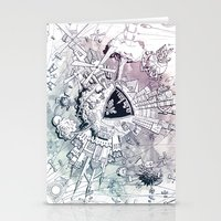 Universe in Progress Stationery Cards