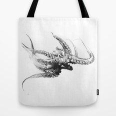 Octopus Rubescens Tote Bag