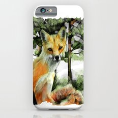 P.E.I. Red Fox iPhone 6s Slim Case