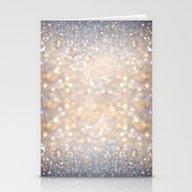 Glimmer Of Light (Ombré… Stationery Cards