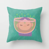 50516 Throw Pillow