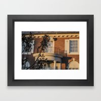 Hidden Place Framed Art Print