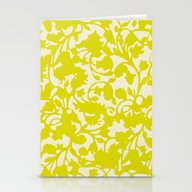 Earth Lime  Stationery Cards