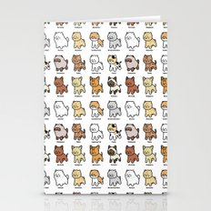 The Various Types Of Cat Stationery Cards