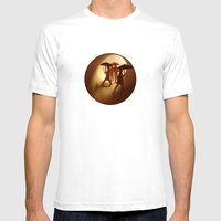 Rain (Pluie) Mens Fitted Tee White SMALL