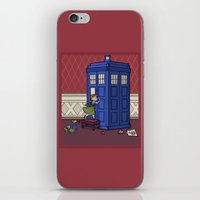 Who Wants To Build A Sno… iPhone & iPod Skin