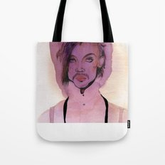 Lil Purple Prince Tote Bag