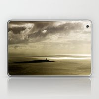 Dusk At Pladda Island Laptop & iPad Skin