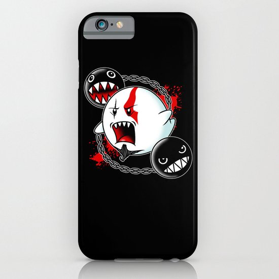 Ghost of Sparta iPhone & iPod Case