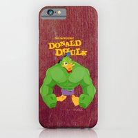 iPhone & iPod Case featuring coupling up (accouplés) Donald Dhulk by quibe