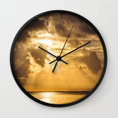 Thoughts of You Wall Clock