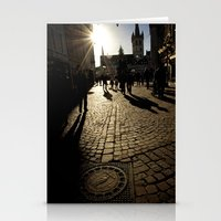 Trier Street Scene Stationery Cards