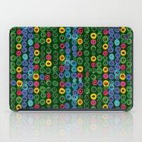pattern_dots iPad Case
