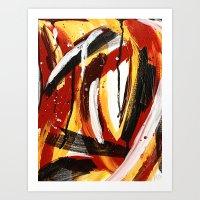 Warchant Art Print