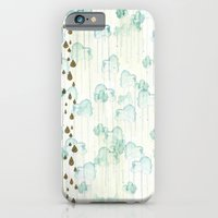iPhone & iPod Case featuring Looks Like Rain by suzy