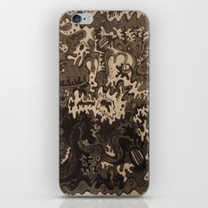 The Great Divide United iPhone & iPod Skin