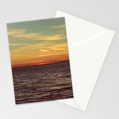 Sunset Wish Stationery Cards
