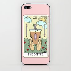 COFFEE READING iPhone & iPod Skin