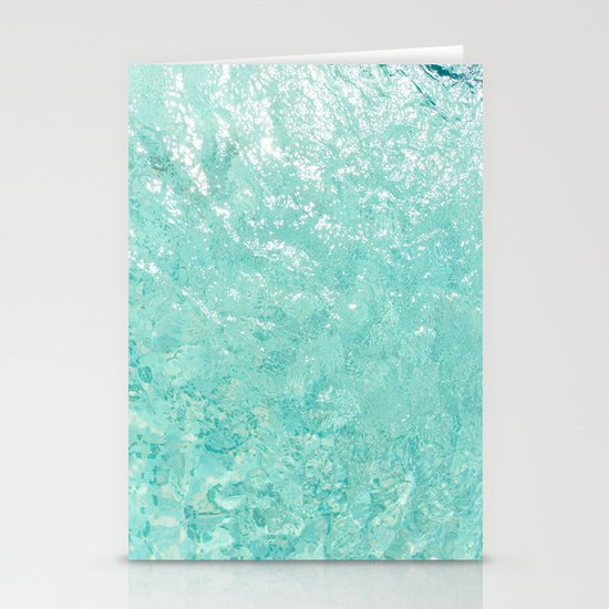 Pool Floor Stationery Card