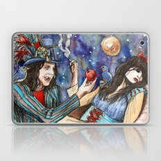 Jack White And Snow Whit… Laptop & iPad Skin