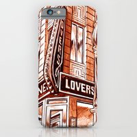 Lovers Diner iPhone 6 Slim Case