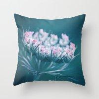 FAIRY'S ORCHESTRA Throw Pillow