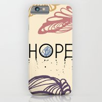 iPhone & iPod Case featuring Hope by Bezmo Designs