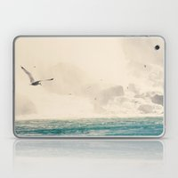 Seagulls In Flight Laptop & iPad Skin